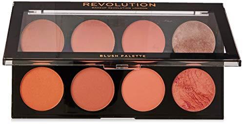 Makeup Revolution Hot Spice Palette Ultra Blush e illuminante –, 13g - 1