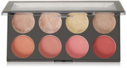 Makeup Revolution Ultra Blush Palette Goddess, 13G - 1