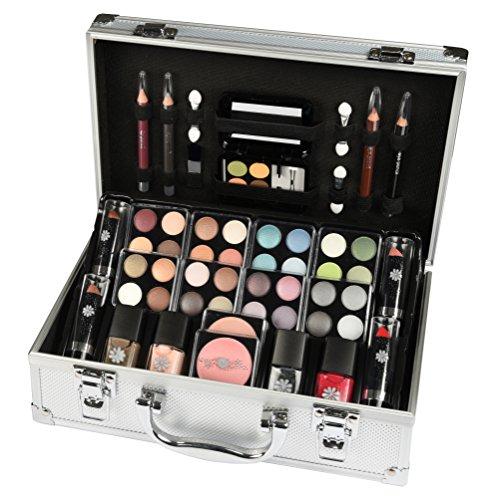 Makeup Trading Schmink Set Alu Case Paletta De Ombretti - 74.5 gr - 1
