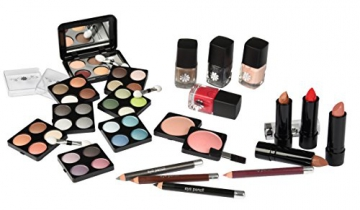 Makeup Trading Schmink Set Alu Case Paletta De Ombretti - 74.5 gr - 2
