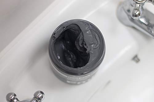 Maschera di fango del mare morto per il trattamento del viso - Maschera viso lavata Premium - 100% naturale e organica pulizia profonda della pelle, pulisce l'acne, riduce i pori e le rughe - 1