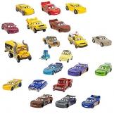 Mega set da gioco personaggi Disney Pixar Cars 3, Disney Ufficiale - 1
