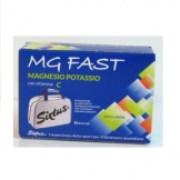 Mg Fast Magnesio Potassio 20 Bustine