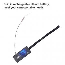 Mini Microcamere Spia AOBO 1080P HD Bottone Nascosta Telecamera WiFi IP Wireless Rilevamento di Movimento Portatile Videocamera di Sorveglianza Video Registrazione in Loop per iPhone Android - 1