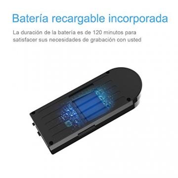 Mini Nascosta Telecamera AOBO Microcamera Spia 1080P HD WiFi IP Professionali Wireless Visione Notturna IR Infrarossi con Movimento Investigativo di Sorveglianza Sicurezza con Case Auto Ufficio - 1