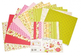 Moda Scrap Set Carta Ms 30x30 Fg.24 Gr.170 Cucina With Love - 1
