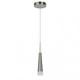 Moderna lampada a sospensione, STARRYOL 7W LED Decorazione plafoniera con stile a cono, ideale per soggiorno, ristorante, camera da letto, caffetteria, ecc - 1