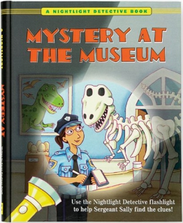 Mystery at the Museum - 1