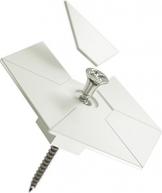 Nanoleaf Kit di Montaggio con Viti Aurora, Bianco, 10 x 5 x 0.9 cm - 1