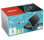 New Nintendo 2DS XL - Nero e Turchese