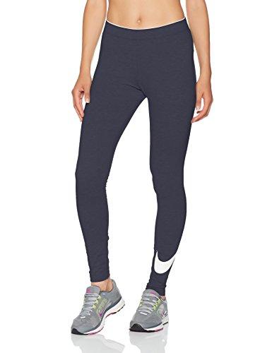 Nike W Nsw Club Logo2 815997, Leggings Donna - 1