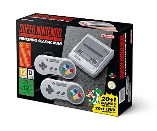 Nintendo Classic Mini: Super Nintendo Entertainment System - 1