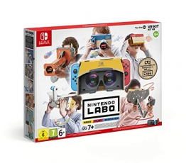Nintendo Labo: Kit VR - Nintendo Switch - 1