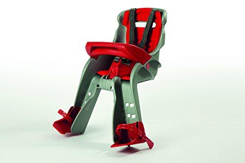 Ok Baby - Orion - il Seggiolino per Bambini Anteriore, Sicurezza in Bici Fin dai 7/8 Mesi (15 kg) Blu - 37604062 - 1