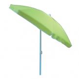 Ombrellone spiaggia diametro cm 180 colore verde custodia a tracolla - 1