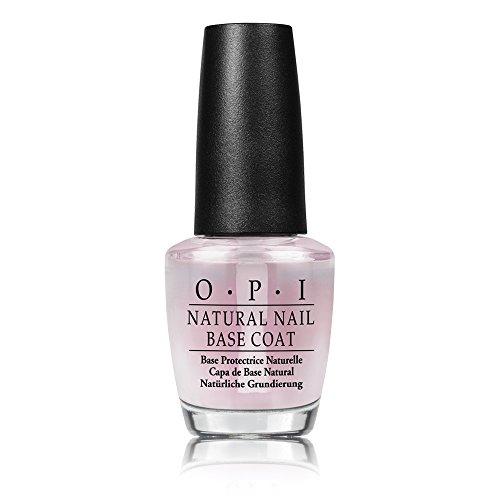 OPI Natural Nail Base per Unghie Naturali - Trasparente - 15 ml - 1