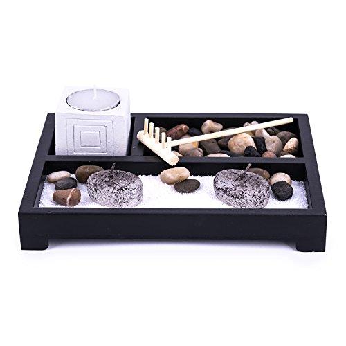 Pajoma 30010Buddha - Giardino Zen, 20,5x 20,5x 6cm - 1
