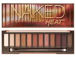 PALETTE DE FARDS À PAUPIÈRES URBAN DECAY NAKED HEAT - 1