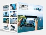 Parrot Bebop Drone + Skycontroller - Blue