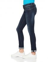 Pepe Jeans New Brooke PL200019, Jeans Donna, Blu (Denim 10Oz Stretch Ultra Dk H06), W29/L30 - 1