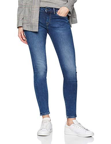 Pepe Jeans Soho, Jeans Skinny Donna, Blu (Denim 10Oz Classic Stretch Z63), W25/L28 - 1