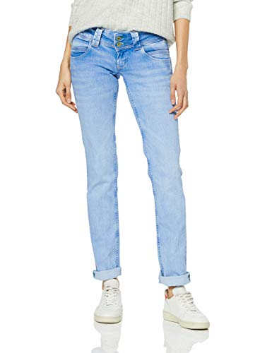 Pepe Jeans Venus Jeans Straight Donna - 1