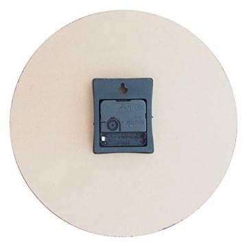 Perla PD Design Orologio da parete orologio da cucina Design Vintage Pontet Freres, diametro 28cm - 2