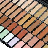 PhantomSky 50 Colori Correttore Cosmetico Camouflage Palette Trucco - Perfetto per l'uso quotidiano e professionale - 1