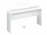 Pianoforte digitale Yamaha l-125wh supporto - 1