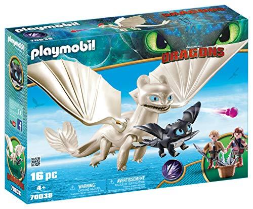 Playmobil 70038 - Furia Chiara Con Baby Dragon E Bambini - 1