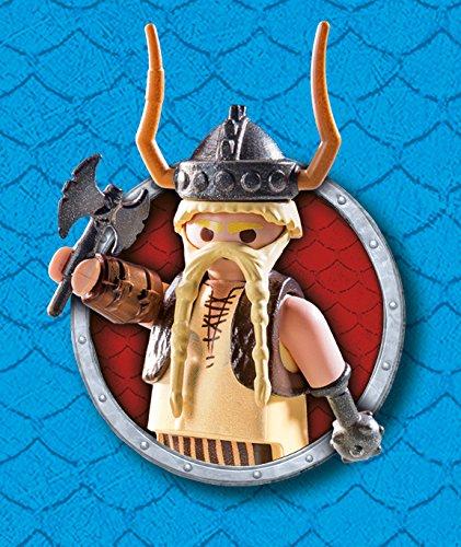 Playmobil-9461 Giocattolo Dragons-Skaracchio con Lanciatore di Ragazzo, Multicolore, Taglia unica PLM9461 - 1
