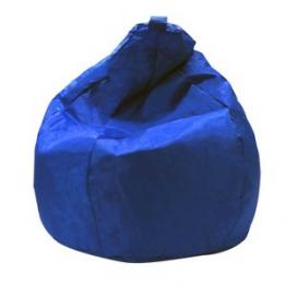 Poltrona a sacco Dea blu