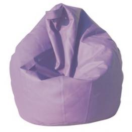 poltrona sacco Dea A8 lilla 70x70x110