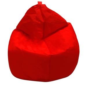 Poltrona Sacco rossa