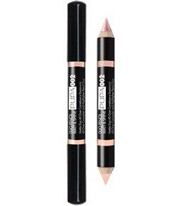 Pupa Duo Pencil Matt&Shine 001-1.5 g - 1