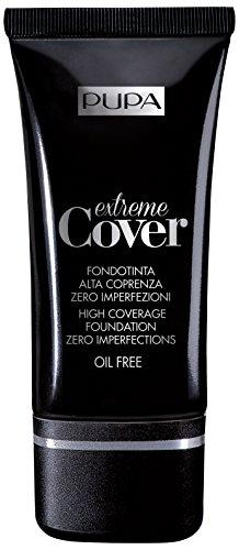Pupa Extreme Cover Fondotinta Nr. 010 Alabaster - 30 ml - 1