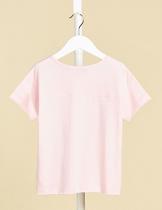 RED WAGON T-shirt in Cotone Bambina, Pacco da 3, Multicolore (Pink, Blue & Yellow), 104 (Taglia Produttore: 4) - 1