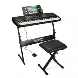 RockJam RJ761-SK Kit per Tastiera Musicale - 1