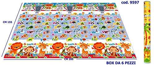 Ronchi Supertoys S.R.L 880323 Tappeto palestra prima infanzia - 1