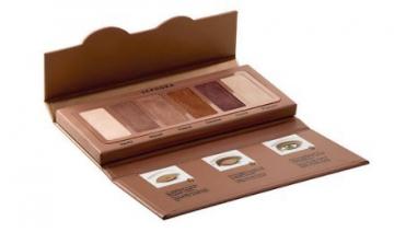 Sephora Collection Miniature Palette - Mini palette di ombretti tonalità biscotto - 2