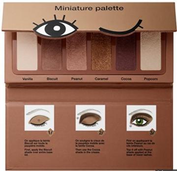 Sephora Collection Miniature Palette - Mini palette di ombretti tonalità biscotto - 1