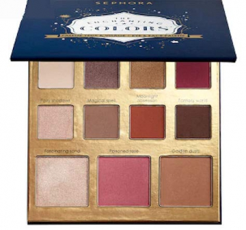 SEPHORA COLLECTION The enchanting colors Palette per occhi e viso make-up - 1