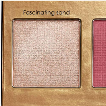 SEPHORA COLLECTION The enchanting colors Palette per occhi e viso make-up - 3