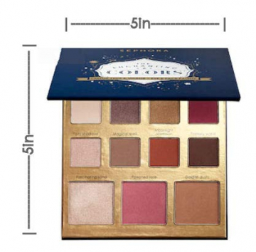 SEPHORA COLLECTION The enchanting colors Palette per occhi e viso make-up - 8