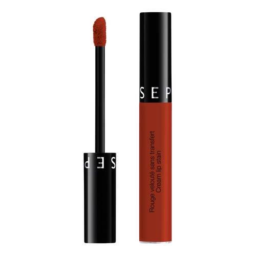 Sephora–Rossetto in crema Rouge Velouté, senza effetto trasferimento di colore, tinta: 25- Coral Sunset - 1