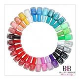 Set di 24 Smalti Per Unghie 22+ Colori Diversi Moderna Bottiglia 8ml - 1