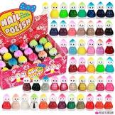 Set di 48 Smalti Per Unghie 48 Colori Diversi Forma di Bambola 5 ml - 1
