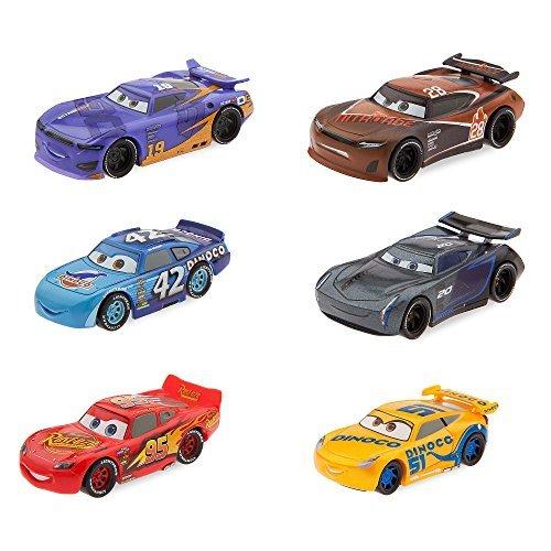 Set personaggi Disney Pixar Cars 3 - 1