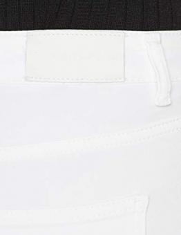 Silvian Heach Sancti (Farrah) Jeans a Zampa Donna, Bianco (D.White No) Taglia Produttore:27 - 1