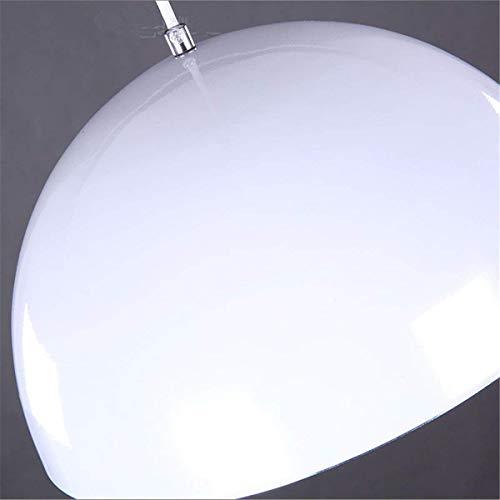 SISVIV Lampadario Industriale Cucina Lampada a Sospensione Vintage Lampada da Soffitto Metallo - 1